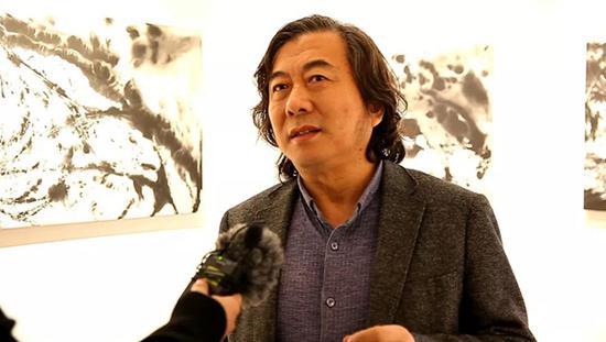 山東省美術家協會主席、山東省美術館館長、濟南市文聯主席 張望