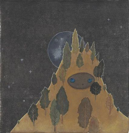 青岛千穗,Moonlight on a Happy Mountain,2008