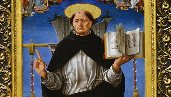 Francesco del Cossa的画作《Saint Vincent Ferrer》,阿莉·史密斯在其作品《如何做到二者兼备》中提到了它。图片来源:Alamy