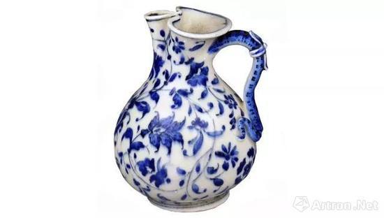 美第奇软瓷罐 1568年