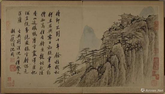 翁万戈捐赠的183件藏品将在波士顿美术馆展出