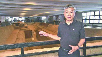 西北大学文化遗产学院院长段清波教授,原秦始皇陵考古队长逝世
