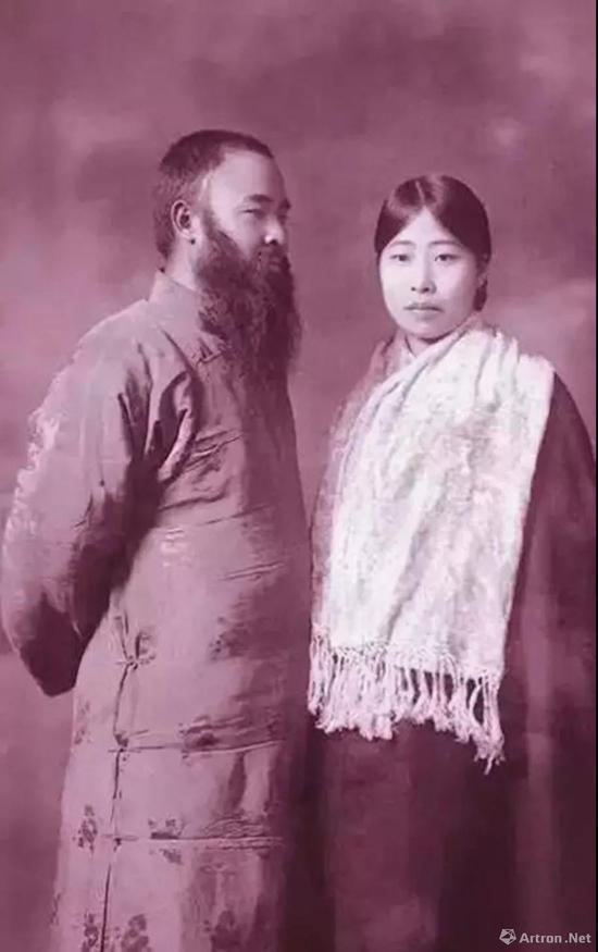 与大千秘订终身,却无缘嫁入张门的朝鲜女池春红