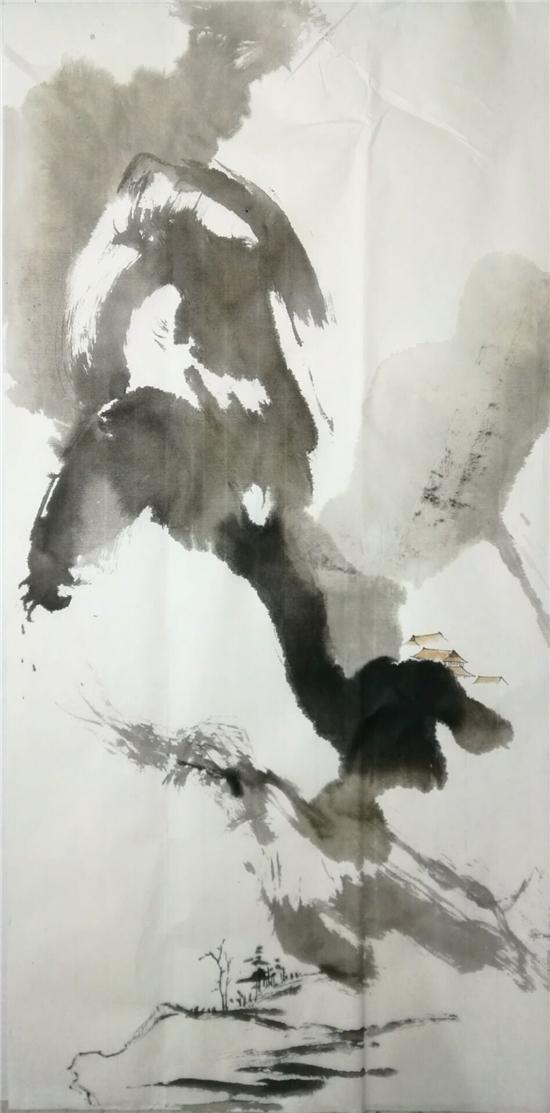 邵光亭先生的绘画作品