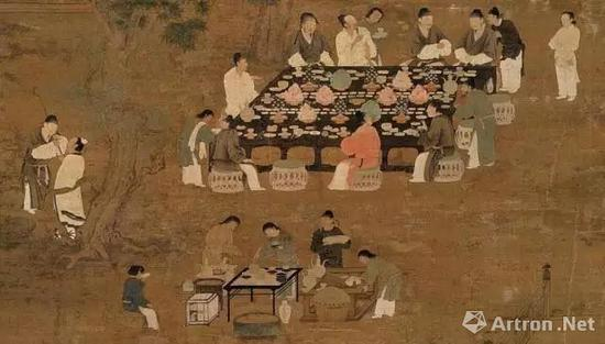 小楼一夜听春雨,深巷明朝卖杏花:浅谈古人的茶道