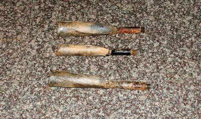 盗墓者使用的工具