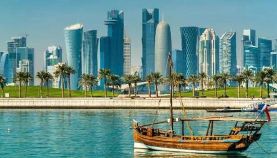"""于是,卡塔尔王室决定用""""文化建国""""的理念,构建国家未来的发展方向。"""
