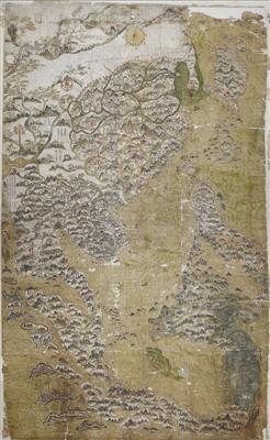 英国牛津大学图书馆藏明末航海图