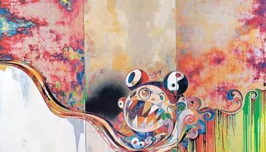 村上隆,727,1996