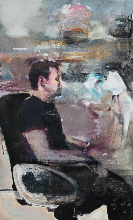 阿德里安?葛内(生于1977年),《猴子自画像》,2010年创作