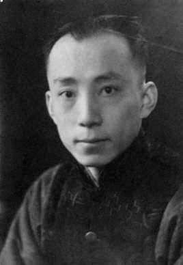 图1。谢玉岑先生像(1899-1935年)