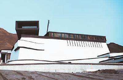 总投资达1.2亿元的西藏非物质文化遗产博物馆竣工