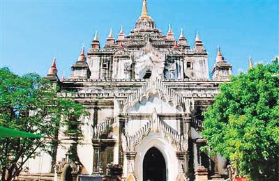 中方援助缅甸文物修复