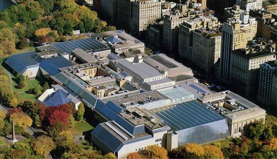 纽约大都会艺术博物馆外观