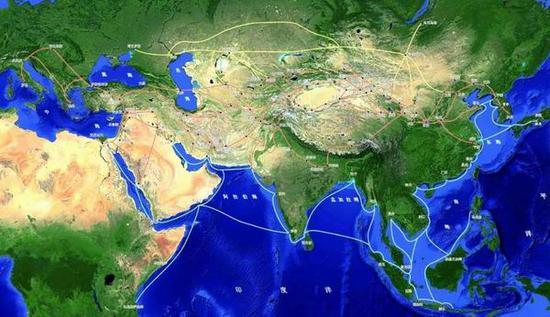 古代絲綢之路