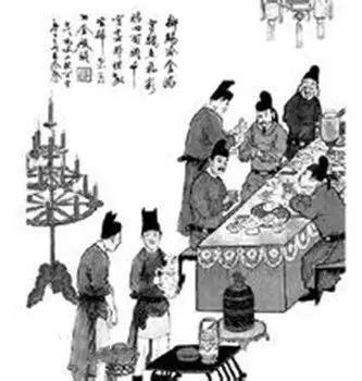 除了吃吃喝喝,骑马自驾游在唐代也很风行。