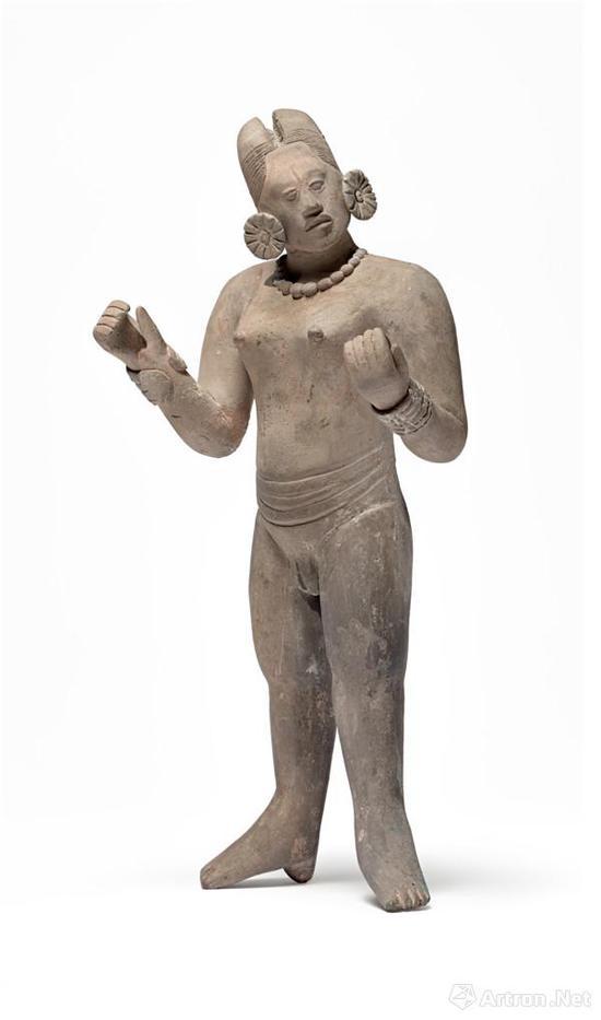 玉米女神像