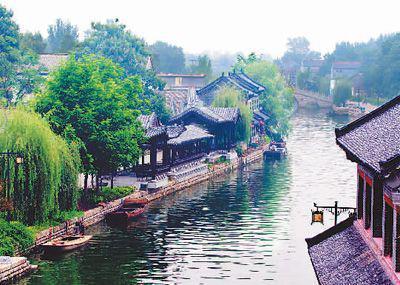 南阳镇为什么被称作活的运河博物馆