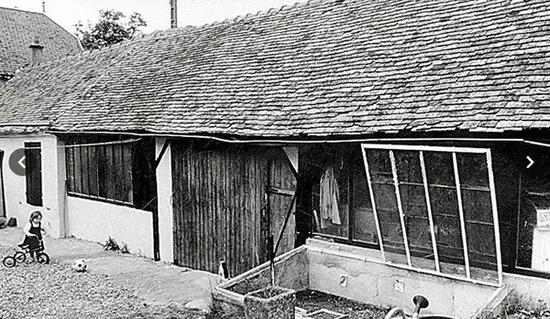 第2次大战中松方将部分藏品藏于巴黎郊外的小屋