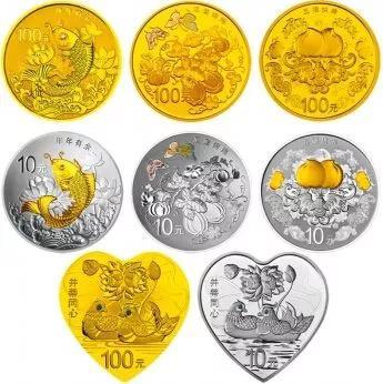 吉祥文化系列金银币会暴涨吗