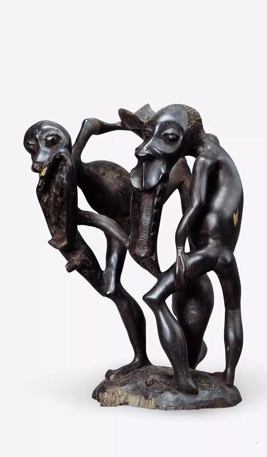 西泰尼 贝诺(坦桑尼亚) 2000年 39×28×18.5cm