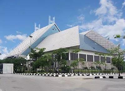 ▲位于吉隆坡的马来西亚国家美术馆