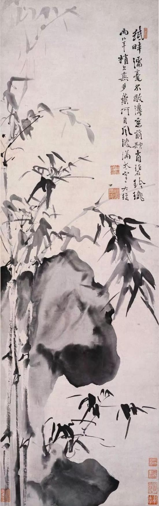 """浙博""""千载清风""""将展历代墨竹名迹"""