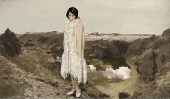 辛迪·舍曼,无题512号,2010/2011