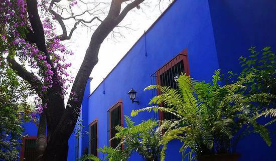 这座蓝房子 记录了弗里达人生的三场灾难