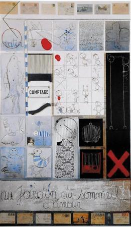克里斯蒂安·西尔万1986年作品。