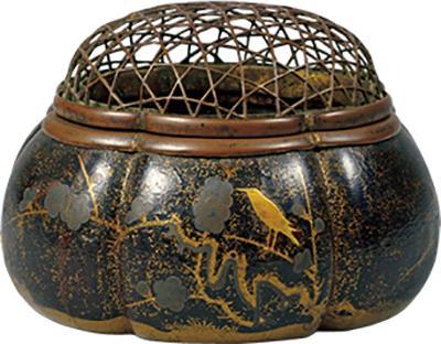 重要文化遗产 初音莳绘火取母 室町时代(15世纪) 神奈川东庆寺藏