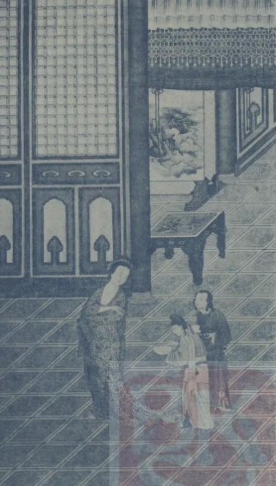 王美沅:《杨妃出浴》,《艺林月刊》第五十二期,1934年。