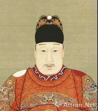 ▲神宗皇帝朱翎钧