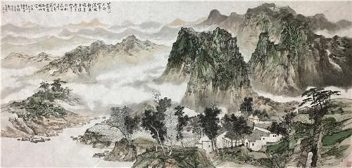 中国美术人物:著名画家吴友善