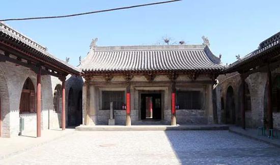 平遥清凉寺