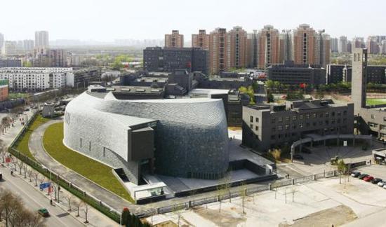 2003-2008 中央美术学院当代艺术博物馆,北京