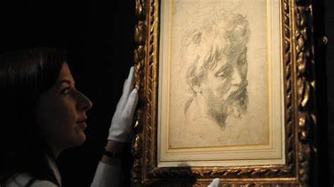 艺术大师的纸上小作品值得收藏吗