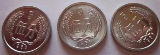 5分硬币特别值钱的两个年份