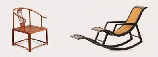 《天圆·地方》 圈椅与贵妃椅