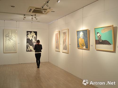 水墨新干线:后海派(江浙沪)2016年度提名展
