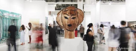 ▲艺术登陆新加坡博览会