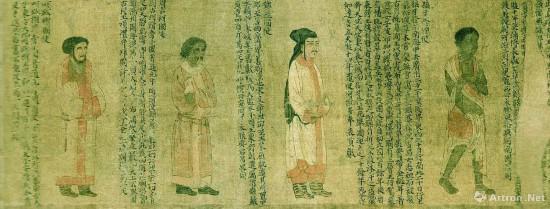 快3开奖结果查询江苏:中国历史上最早的皇帝画家