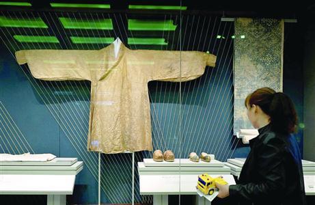每一件展品都讲述着上海故事/晨报记者 何雯亚