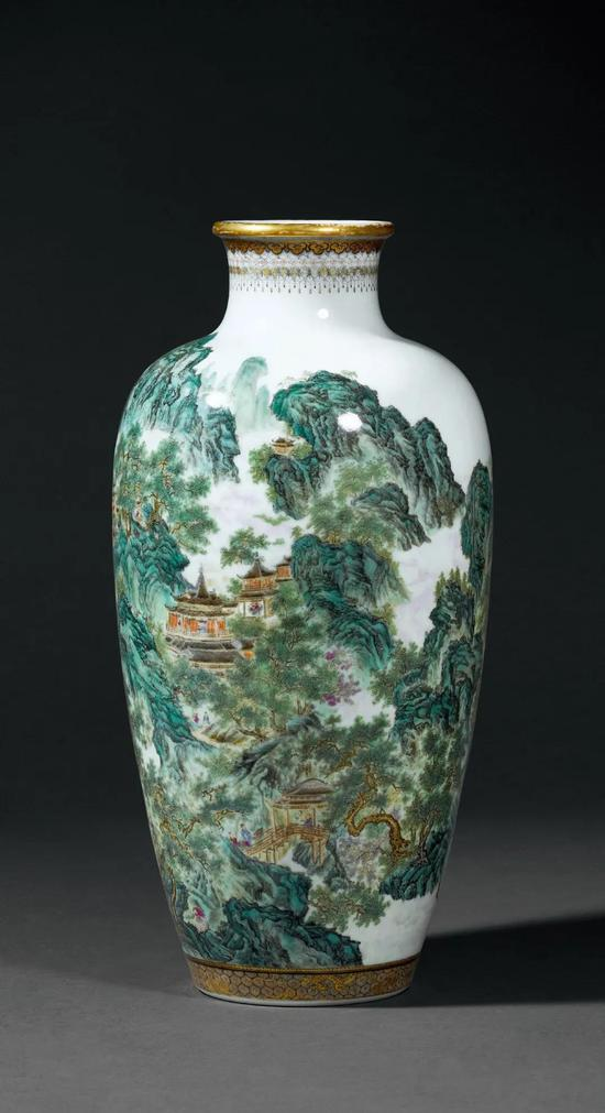誠軒21春拍瓷器工藝品:越樹堂藏瓷專題(二)