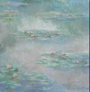 克劳德?莫奈(Claude Monet)《睡莲》