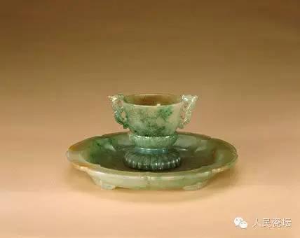 故宫收藏的十大精品翡翠赏析