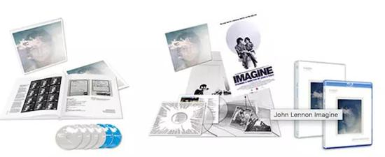 Imagine: The Ultimate Collection 内容展示