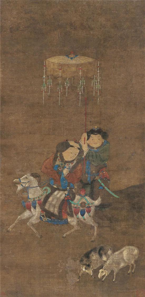 北京画院藏《三阳开泰图》研究