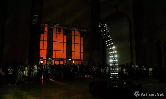 北京当代·艺术展开幕现场图片:北京当代