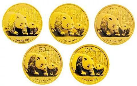 熊猫金币是不错的避险选择